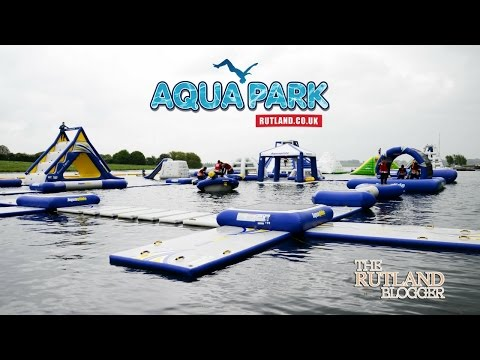 Aqua Park Rutland UK's Biggest 2017 | The Rutland Blogger