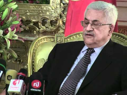 US needs to be a 'more serious' broker: Abbas