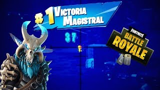 Me Quito la Espinita Clavada - FORTNITE: Battle Royale
