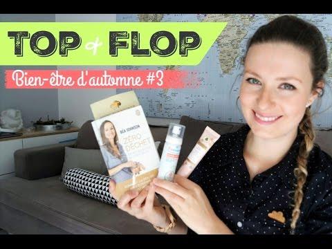 Top & Flop #3 : Bien-être d'automne