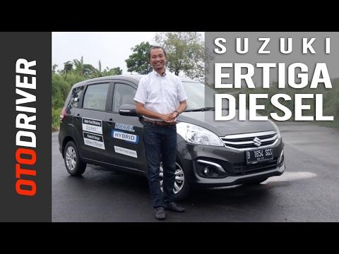 Suzuki Ertiga Diesel 2017 Review Indonesia | OtoDriver | Supported By Solar Gard & AutoPro Indonesia