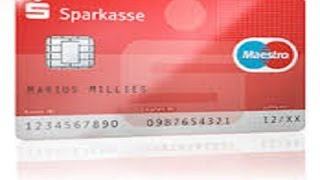 Оплата покупок картой от Sparkasse в онлайн-магазине Aliexpress.