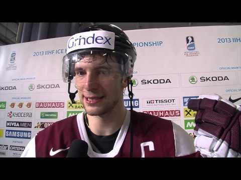 Latvia v Slovakia Post Game Comments