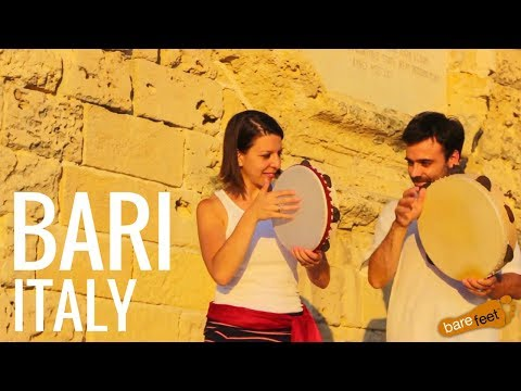 Bari, Italy: The Talented Tour Guides of Walks of Italy #TAKEWALKS