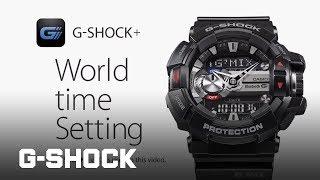 Р-шок га-400 - Як встановити світовий час в р-шок+ В2.0