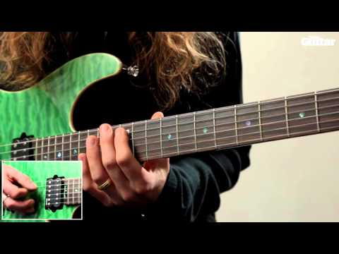 Guitar Lesson: Learn how to play Megadeth - The Threat Is Real