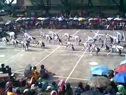 BPSU DC College HEROlympics 2011 Cheerdance Competition - ACT Spartans