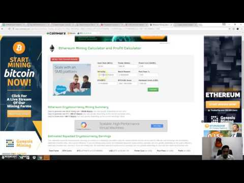 Very Profitable Ethereum Mining Calculations Save 3% On Your Contracts. Bitcoin