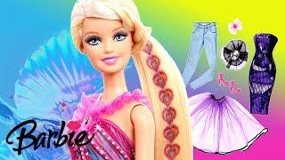 Barbie  Saszetki niespodzianki  Modne ubranka dla Barbie