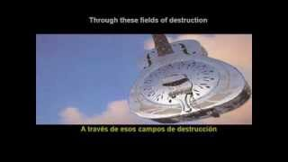 Dire Straits - Brothers in Arms (Subtitulos español - inglés)