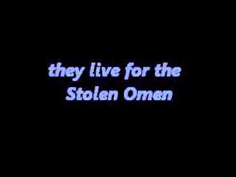 Stolen Omen lyrics by black veil brides