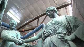 Repeat youtube video University of Illinois Facilities & Services  - Conservation of the Alma Mater