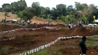 1st Claveria Motocross Competition