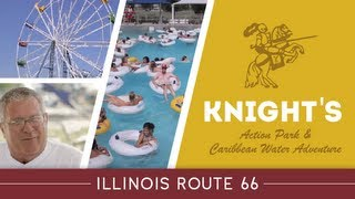 Illinois Route 66 Attractions; Knight