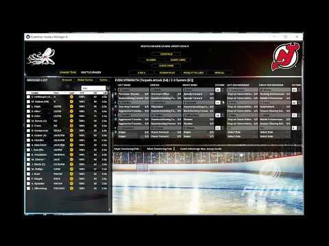Seattle Kraken 2020/2021 Season - Take 2! - Franchise Hockey Manager 4