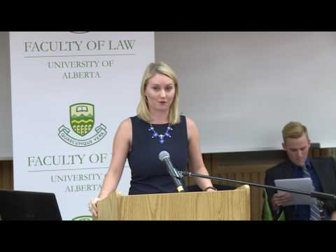 LAW Dean's Welcome (March 11 2017)