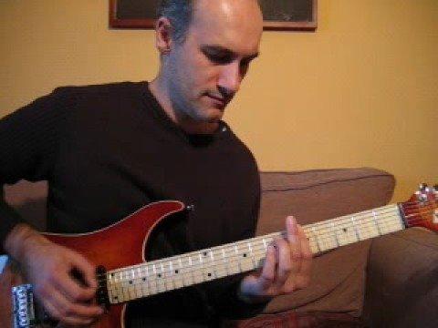 Guitar lesson - Little Wing (Jimi Hendrix)