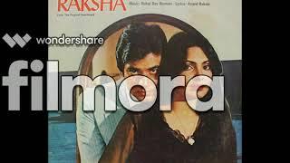 Tere Liye - Kishore Kumar - Raksha 1981 - Vinyl Lp Rip