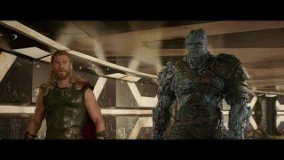 Thor: Ragnarok - Korg Reviews Clip