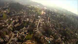 RC Parkzone Radian, GoPro 1080P Pan Tilt