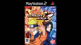 Naruto Ultimate Ninja 3 OST - Stage - Hokage Great Stone Faces