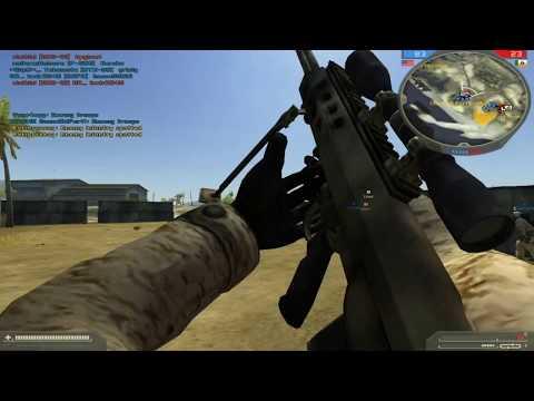 Battlefield 2 Gameplay 2018 - Best map: Gulf of Oman