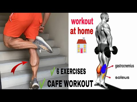 EXERCISE FOR MASSIVE CALVES AT HOME | CALF WORKOUT