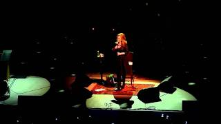 ADELE | dedication to Amy Winehouse | Make You Feel My Love | Greek Theatre