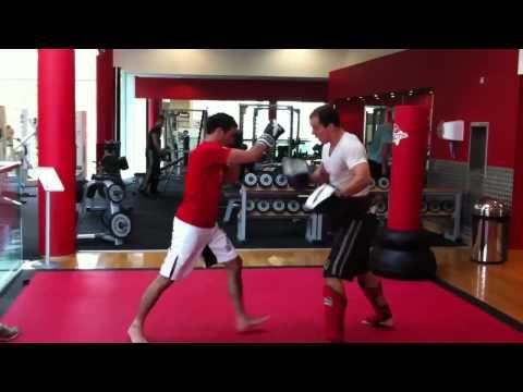 Chris Harding Muay Thai