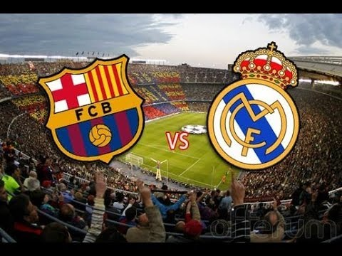 Rencontre real madrid fc barcelone