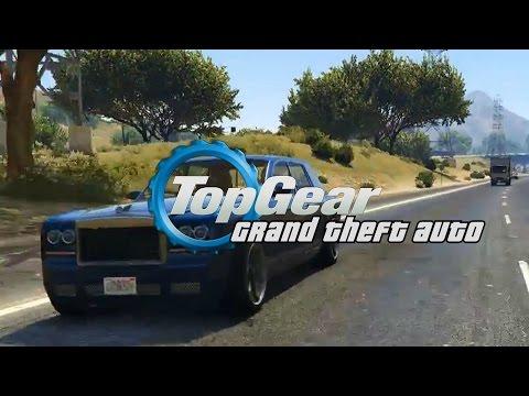 GTA 5 | Top Gear | Car Vs Boat Vs Plane