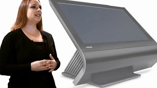 Toshiba's tcxwave delivers a unique and engaging experience for associates customers, putting it in class of its own. just one look you will see th...