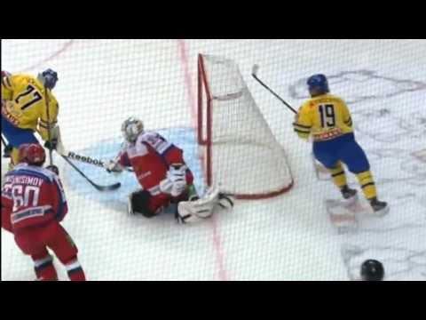 Россия - Швеция 5:1 █ Кубка Первого канала 2012 █ Евротур