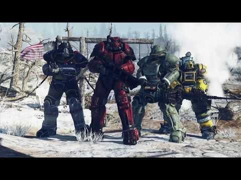 Fallout 76 Nuclear Trailer - E3 2018