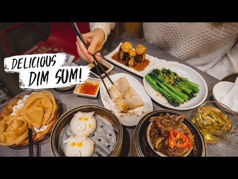 Best Hong Kong DIM SUM TOUR - Cheapest Michelin Star Restaurant!?