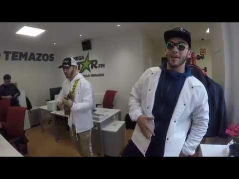 Manuel y Julián Turizo interpretan en Mega Star  Una ladycomo tú