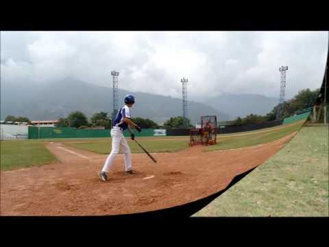 Baseball recruiting video - Samuel Valeri