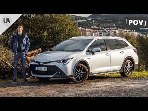 2020 Toyota Corolla TREK (1.8 Hybrid)  Accelerations, Interior & Exterior look | 4K POV TEST DRIVE