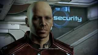 Mass Effect 3: Meeting David Archer from Overlord DLC