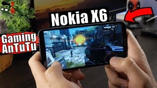 Nokia X6 Performance Test: Benchmarks & Games