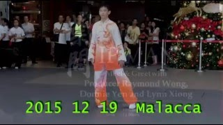 2015  IP Man 3 at Malacca. part 2