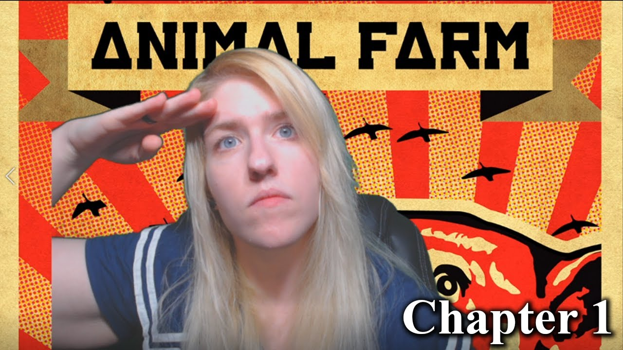 Is This Fiction or Just CHAZ? | Animal Farm (Part 1)