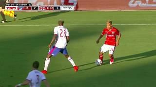 Match Highlights: Toronto FC at FC Dallas- July 1, 2017