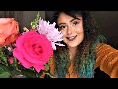 How I Press & Dry My Flowers! | Resin Art