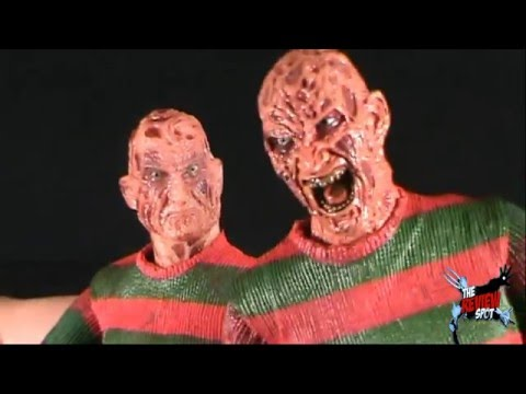 Toy Spot - NecaA Nightmare on Elm streetPart 5 The Dream ChildFreddy Krueger