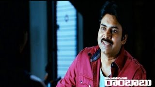 Cute Scene Between Pawan and Tamanna - Cameraman Gangatho Rambabu