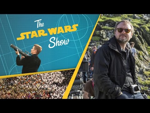Download Youtube: The Last Jedi Director Rian Johnson, the Best of Celebration, & The Star Wars Show CANNON!