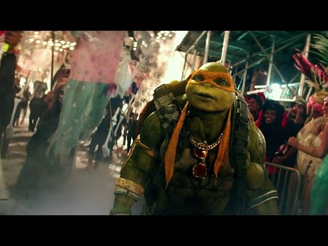 Teenage Mutant Ninja Turtles 2 (2016) - \