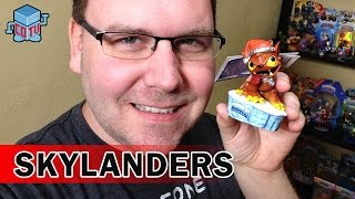 Skylanders HOT DOG Christmas Ornament