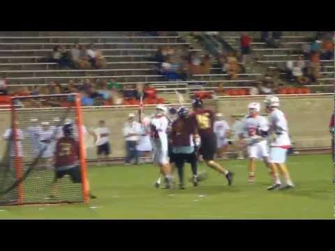 McGill Redmen Lacrosse Midseason Highlights 2012
